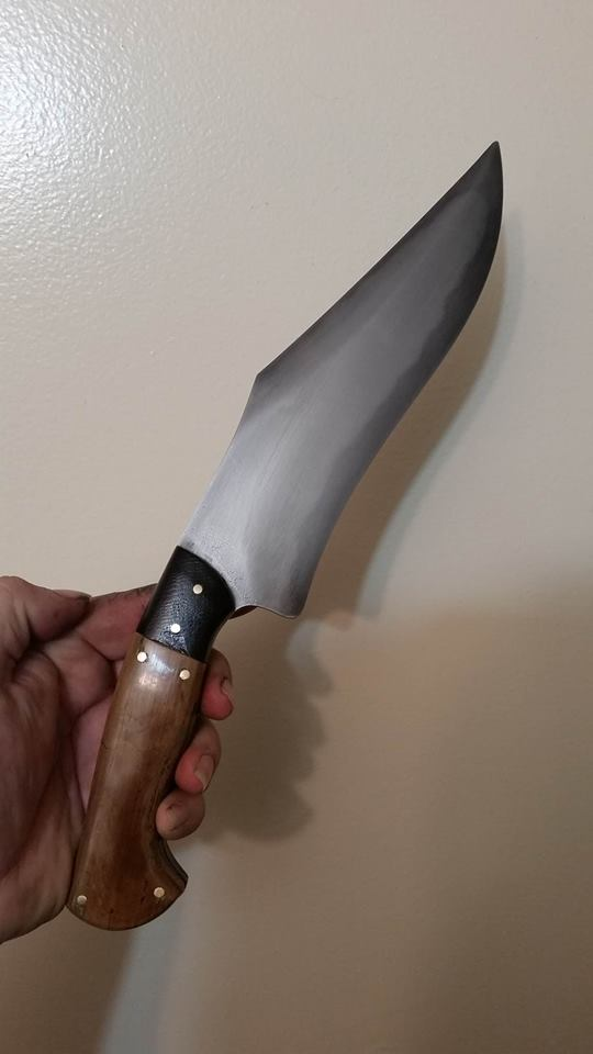 Persian Fighter bowie