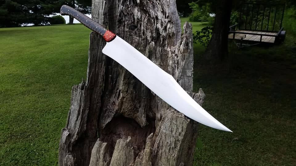 Monster bowie knife sword