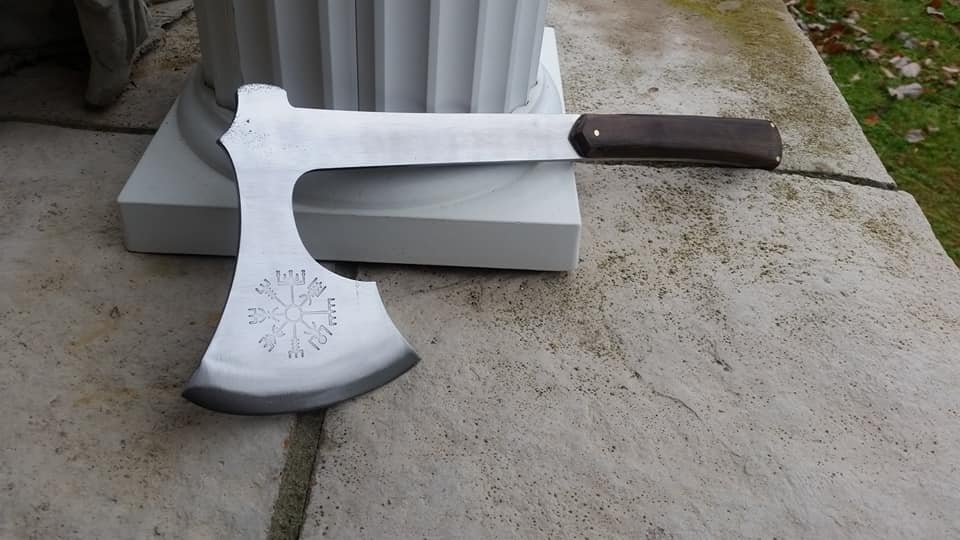 Tactical Viking Axe